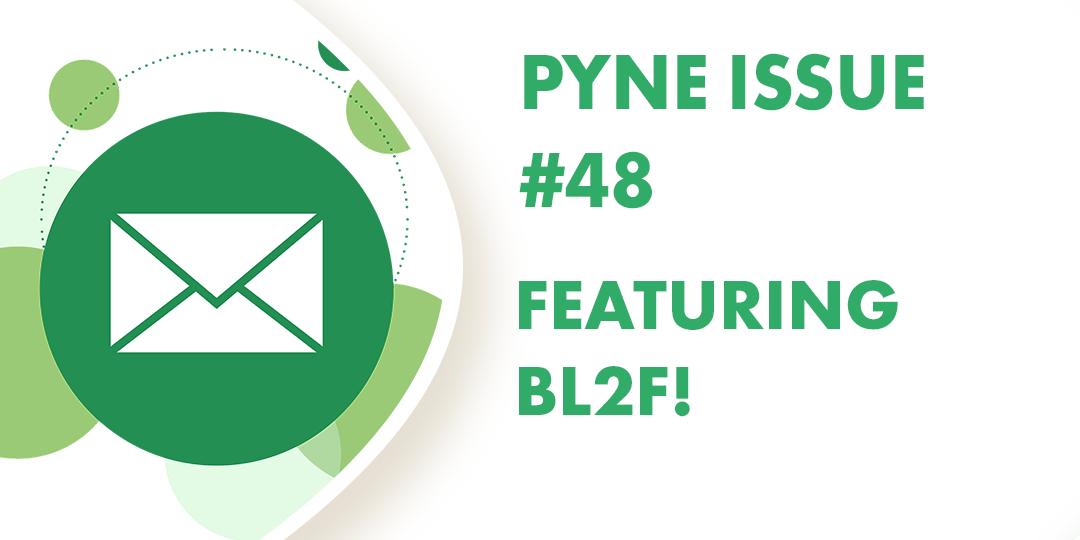 PyNe newsletter